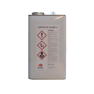 Acetone in 5 litre metal