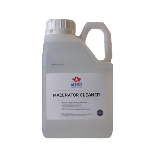 macerator cleaner